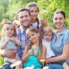 Las familias numerosas, sin estereotipos