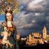"""Poesía solidaria: """"la Virgen de la Fuencisla"""""""