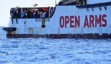 El Open Arms y las migraciones