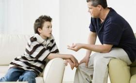 Si queremos que los hijos maduren, debemos enseñarles a convivir con la frustración y el sacrificio