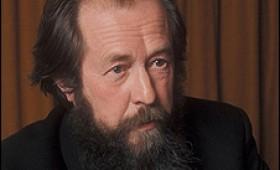La otra efeméride en 2019, el discurso de Solzhenitsyn en Harvard