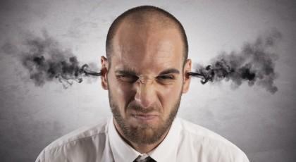 El control de la ira