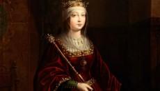 Isabel, reina de virtudes y talentos