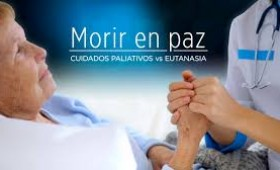 Morir en paz: cuidados paliativos o eutanasia