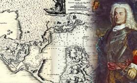 Blas de Lezo nació un día como hoy de 1689