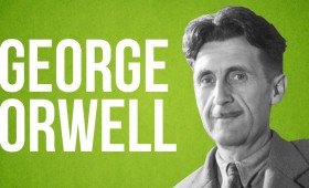 George Orwell escribió sus libros tras convivir con los comunistas españoles