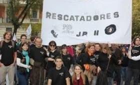 Rescatadores de Juan Pablo II