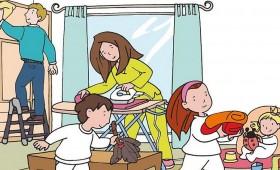 Vindicación de las tareas del hogar