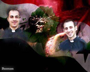 Sacerdotes Martires en Irak