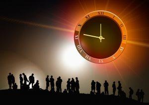 aprovechamiento del tiempo