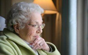 Soledad de personas mayores