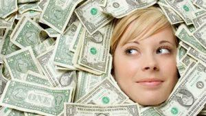 felicidad -dinero