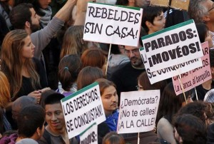 SPAIN-ELECTION/PROTESTS